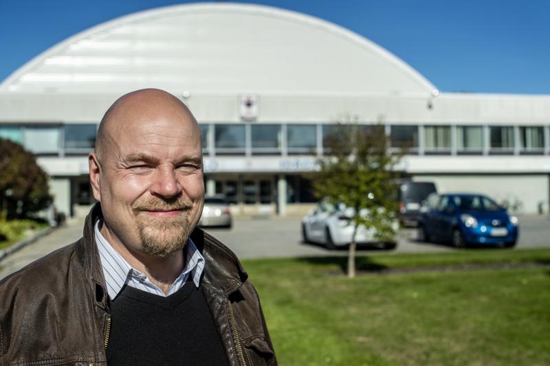 Timo Sivula on toiminut Kokkolan Urheilupuisto Oy:n toimitusjohtajana viime kesäkuun alusta lähtien.