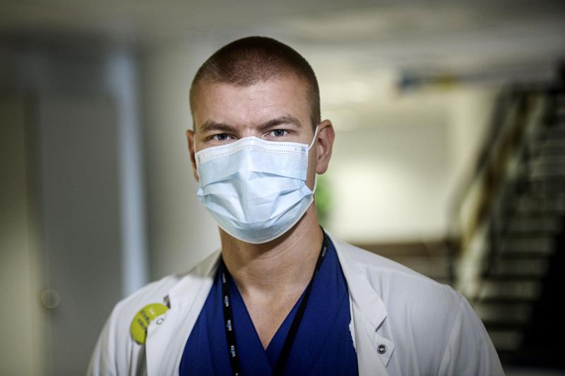Arto Nieminen harmittelee alueen rokotekriittistä asennetta.