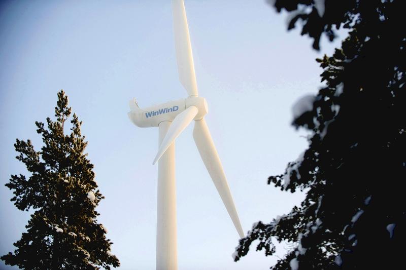 Yppäriin suunnitteilla oleva 25-metrinen tuulivoimalahanke on poikinut valituksen.