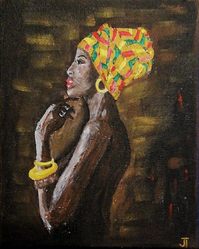 Previous Life eli edellinen elämä on Jaana Takalon ensimmäinen taideteos.