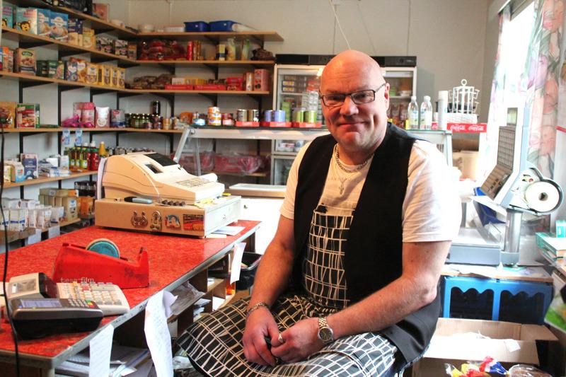 Juha Lilja on myynyt leipää asiakkaille 30 vuotta ja on sitä riittänyt hänelle itselleenkin.