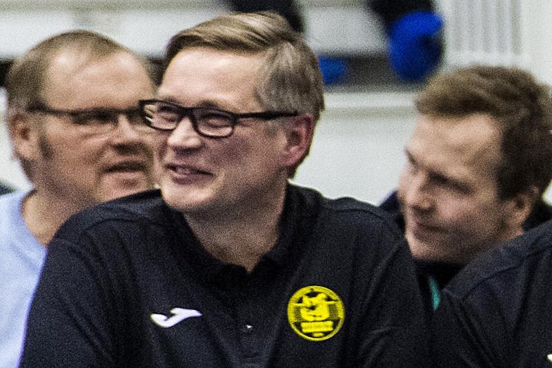 Jukka Ritolan kesästä meni 50 päivää lentopallomaajoukkueen mukana.