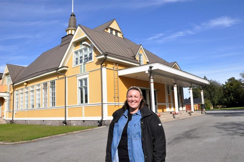 Jungsborg on Jenna Hägglundille kuin toinen koti.