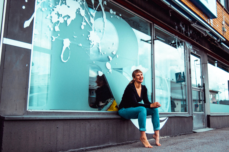 Virve Arvola uskoo, että nuorten yrittäjätapahtuma on tullut jäädäkseen.