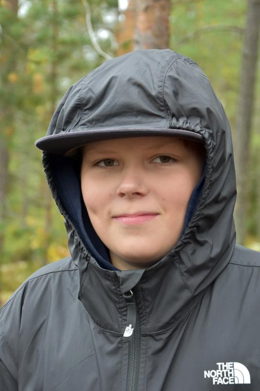Roni Annala, Toholampi- Pyöräilen.