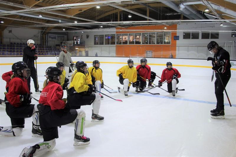 Päävalmentaja Olli Kiiskilä näkee nuoressa joukkueessa paljon potentiaalia ja kehityskykyä.