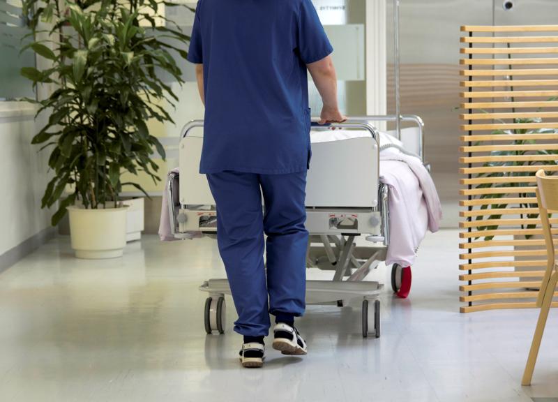 Tehyn ja Superin  työtaistelu alkoi 13. syyskuuta Pohjois-Pohjanmaan sairaanhoitopiirissä.