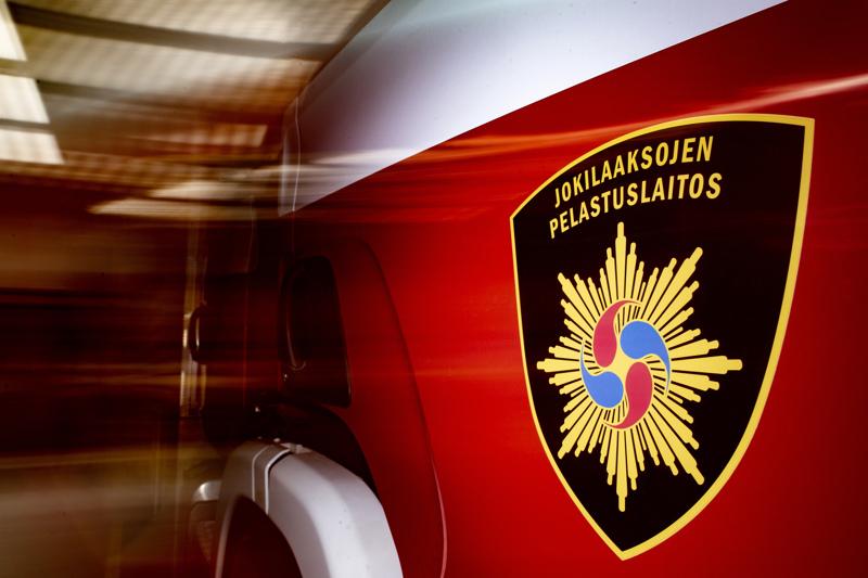 Pelastustoimenpiteitä ei tarvittu Kalajoen seurakuntatalolla.