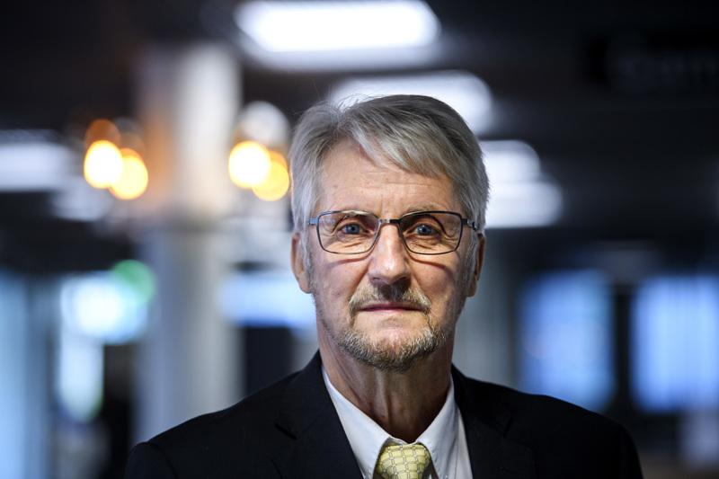 72-vuotias Jorma Hautamäki Ullavasta nousi Kokkolan kaupunginvaltuustoon toisella yrittämällään.