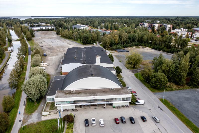Urheilu- ja tapahtumapuisto on Kokkolan yli 400-vuotisen historian yksi suurimmista yksittäisistä investoinneista.