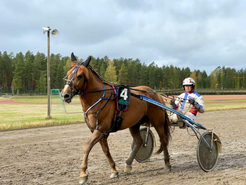 Valio-ori Jetsu debytoi Tapio Torpan valmennuksesta voitolla.