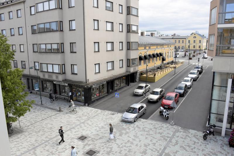 """Kompakti Pietarsaari pärjää mainiosti """"varttitunnin kaupunkien"""" kisassa. Etäisyydet ovat lyhyitä, ja paljon on tarjolla ilman autoakin."""