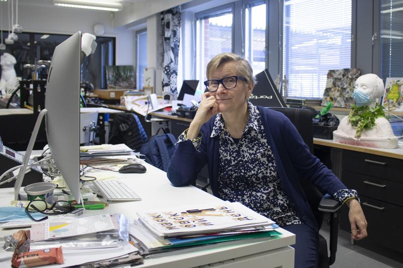 Jaana Tanskanen.