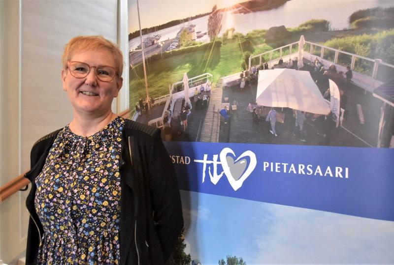 Somevaikuttajat ovat Pietarsaaren uusi ase matkailijoiden houkuttelemisessa, matkailu- ja markkinointisuunnittelija Tiina Pelkonen sanoo.