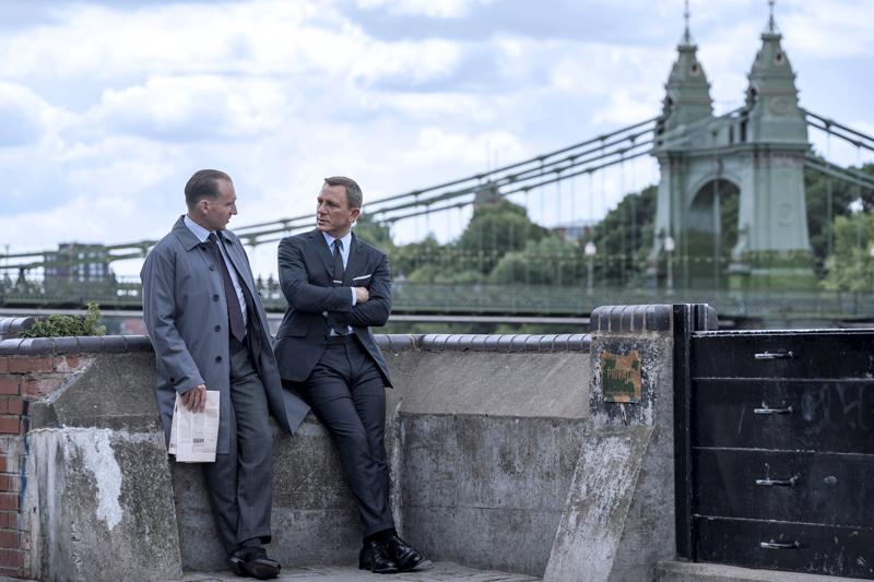 007 No Time to Die sai ensi-iltansa viime viikolla. James Bondina nähdään tiettävästi viimeistä kertaa Daniel Craig.