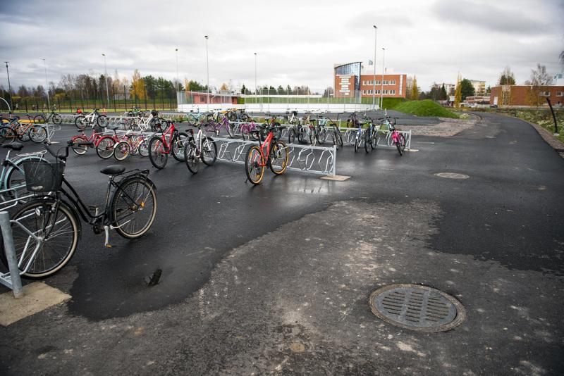 Valtuusto hyväksyi uudelle Taanilan koululle johtavien kevyen liikenteen väylien edellyttämän asemakaavamuutoksen.