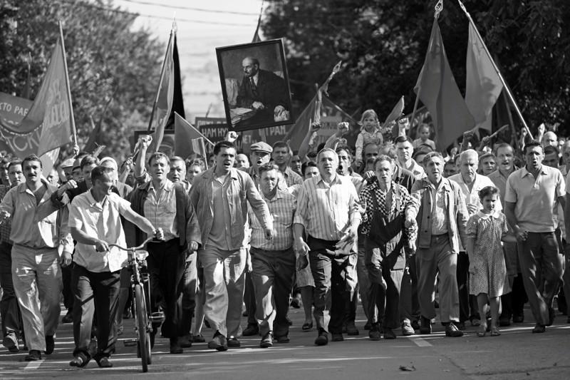 2.6.1962 kansa nousi kapinaan Neuvostoliitossa.