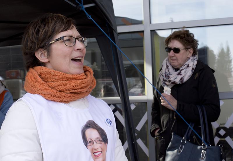 Kristillisdemokraattien puheenjohtaja Sari Essayah osallistui Yliviesan seudun KD:n paikallisosaston vuosikokoukseen etäyhteydellä poliittisen tilannekatsauksen merkeissä.