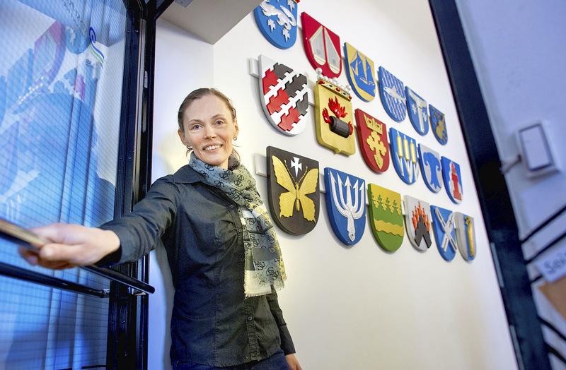 Anne Sormunen on työskennellyt viimeiset kymmenen vuotta Keski-Pohjanmaan liiton kansainvälisten asioiden päällikkönä.