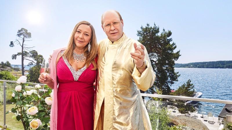 Solsidanin valtit Anette ja Ove (Malin Cederblad ja Henrik Dorsin) ryhtyvät sarjan 7. kaudella teinin sijaisvanhemmiksi.