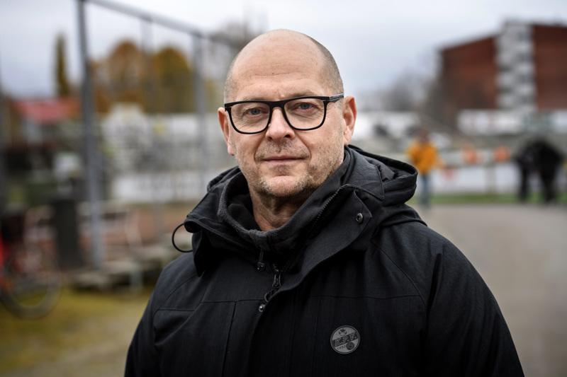 Matti Laitinen jää pois KPV:n johdosta.