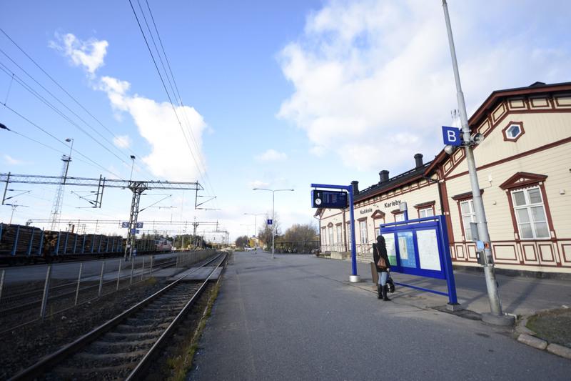 Kaupunki panostaa ensi vuonna sekä torin että rautatieaseman ympäristöön.