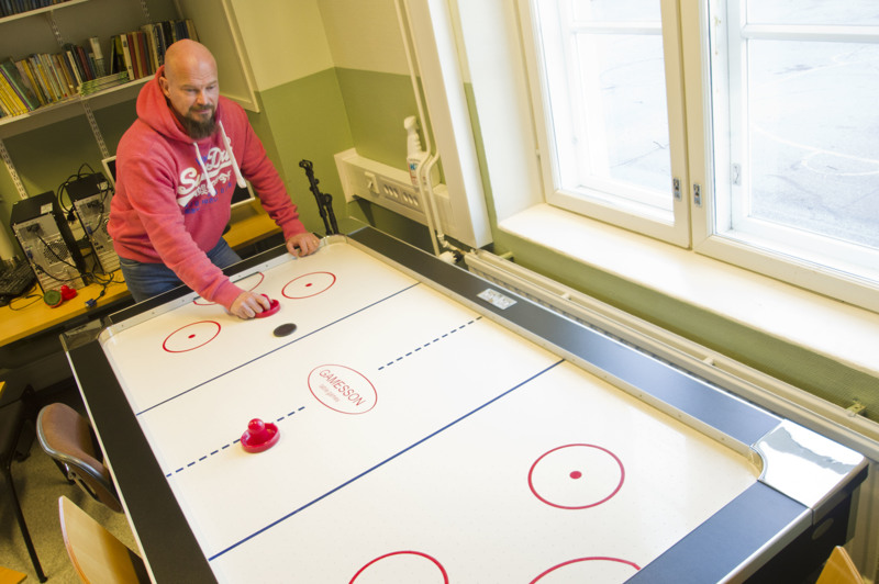 Nivalan kaupungin uusi hyvinvointijohtaja Timo Alatalo tuntee liikunnan ja aikoo perehtyä kulttuuriin.