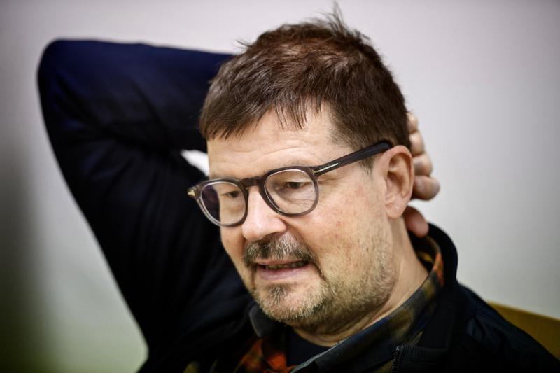 Säveltäjä Kari Pappisen haastava urakka alkaa olla päätöksessä.