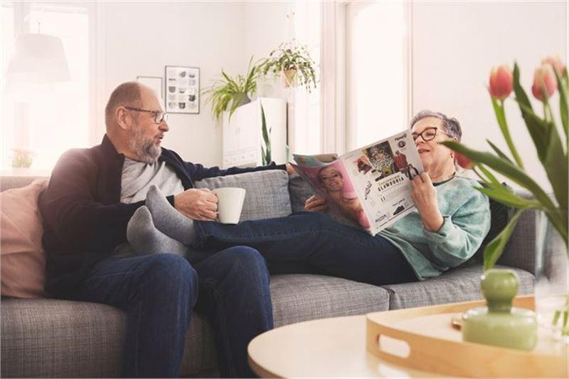 Sairaalan ulkopuolisista sydänpysähdyksistä yli puolet tapahtuu kotona. KUVA: Sydänliitto