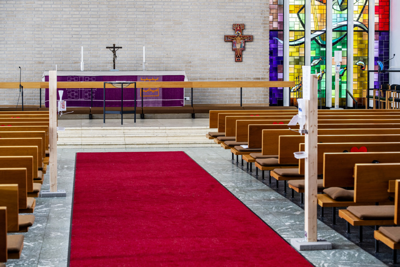 Kokkolan kirkko.