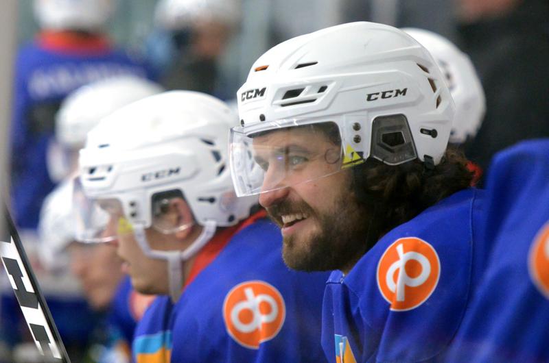 Milan Davidekilla oli jälleen kerran aihetta hymyyn. Jyväskylässä komistuivat niin oma maalitili kuin joukkueen pistetili.