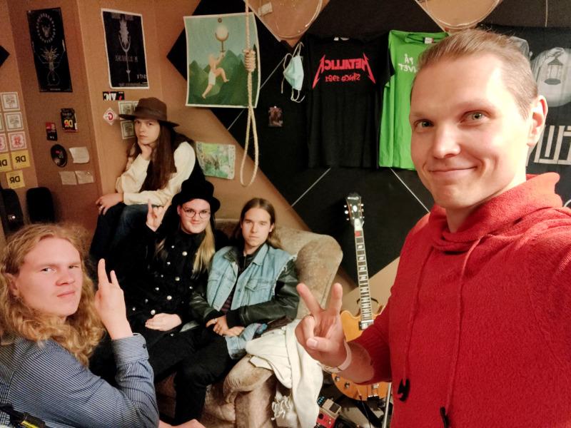 Manu Kujalan podcastissa Soliferus.