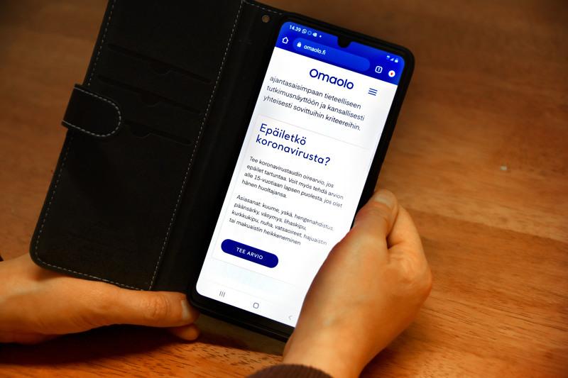 Omaolo.fi-sivulta löytyy jo nyt 16 oirekyselyä, erilaisia terveyskyselyitä, hyvinvointivalmennuksia ja palveluitten tarvearvioita. Niitten paikallinen käyttöönotto vaatii kuitenkin taustatöitä. Haapavedellä otetaan tässä vaiheessa käyttöön oirekyselyt.
