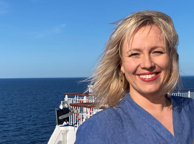 Pohjanmaan RKP:n puheenjohtaja Johanna Holmäng on ehdokkaiden määrään tyytyväinen. Piirihallituksen kokouksessa nimettiin 67 ehdokasta aluevaaleihin.