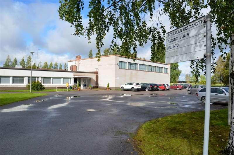 Visalan sairaala