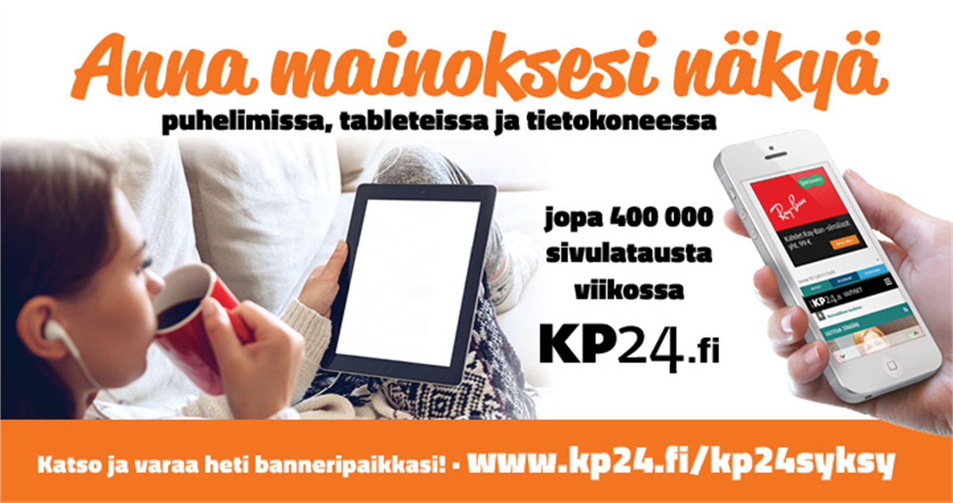 Kp24 - bannerit