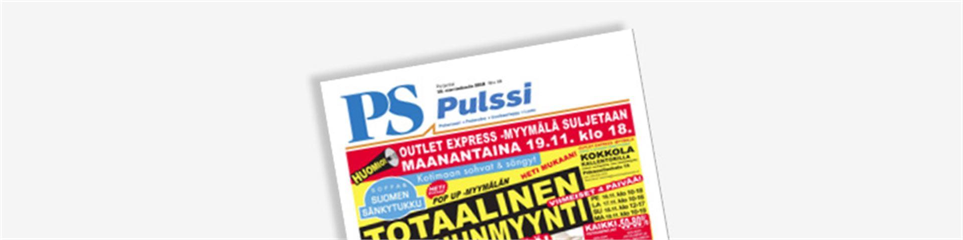 Pietarsaaren Sanomat & PS Pulssi