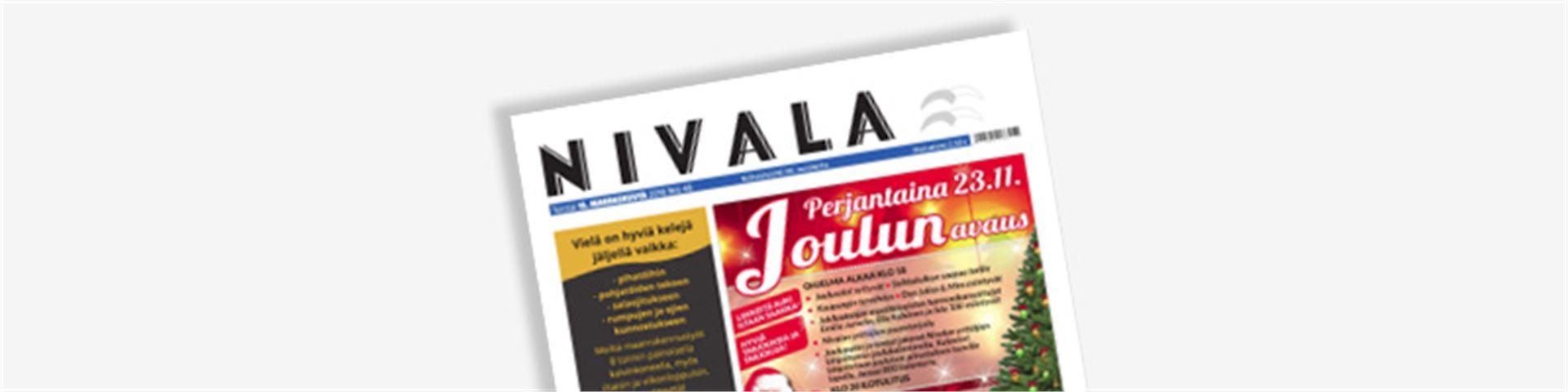 Nivala-lehti