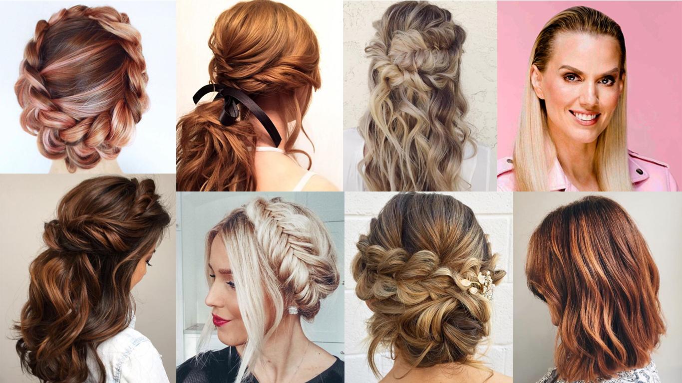 Tästä inspiraatiota trendikampauksiin arkeen ja juhlaan. Kuvat Instagramista: @anna_lehti (ylhäällä oikealla), @lorealpro (alhaalla oikealla), muut kuvat @beyondtheponytail.
