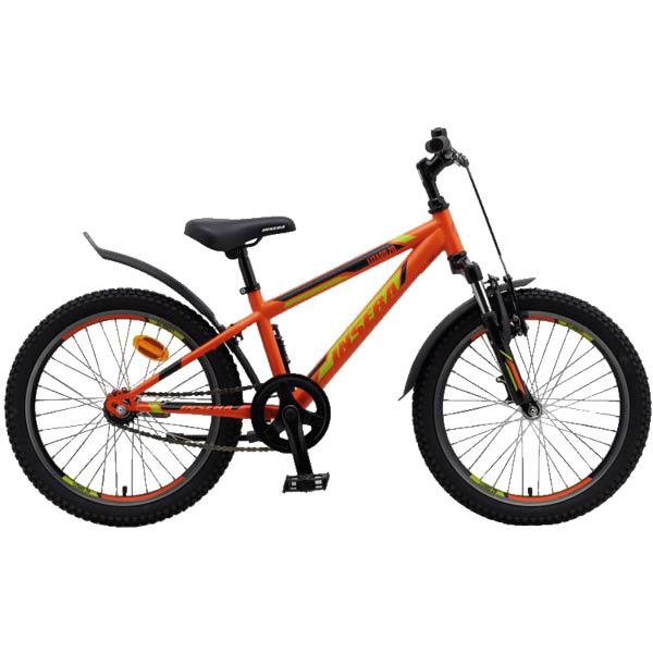 Insera Lizard lasten ja nuorten pyörä  joustohaarukalla hintaan 249€