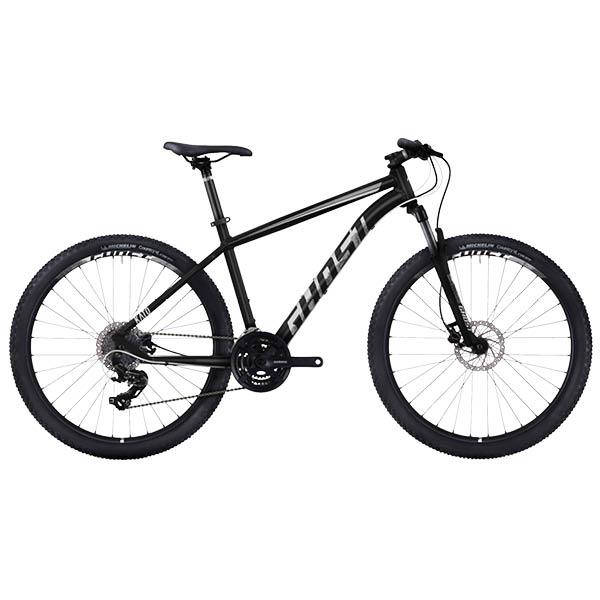 """. Ghost Kato 29"""" maastopyörä Shimanon laadukkailla osilla hintaan 529€"""