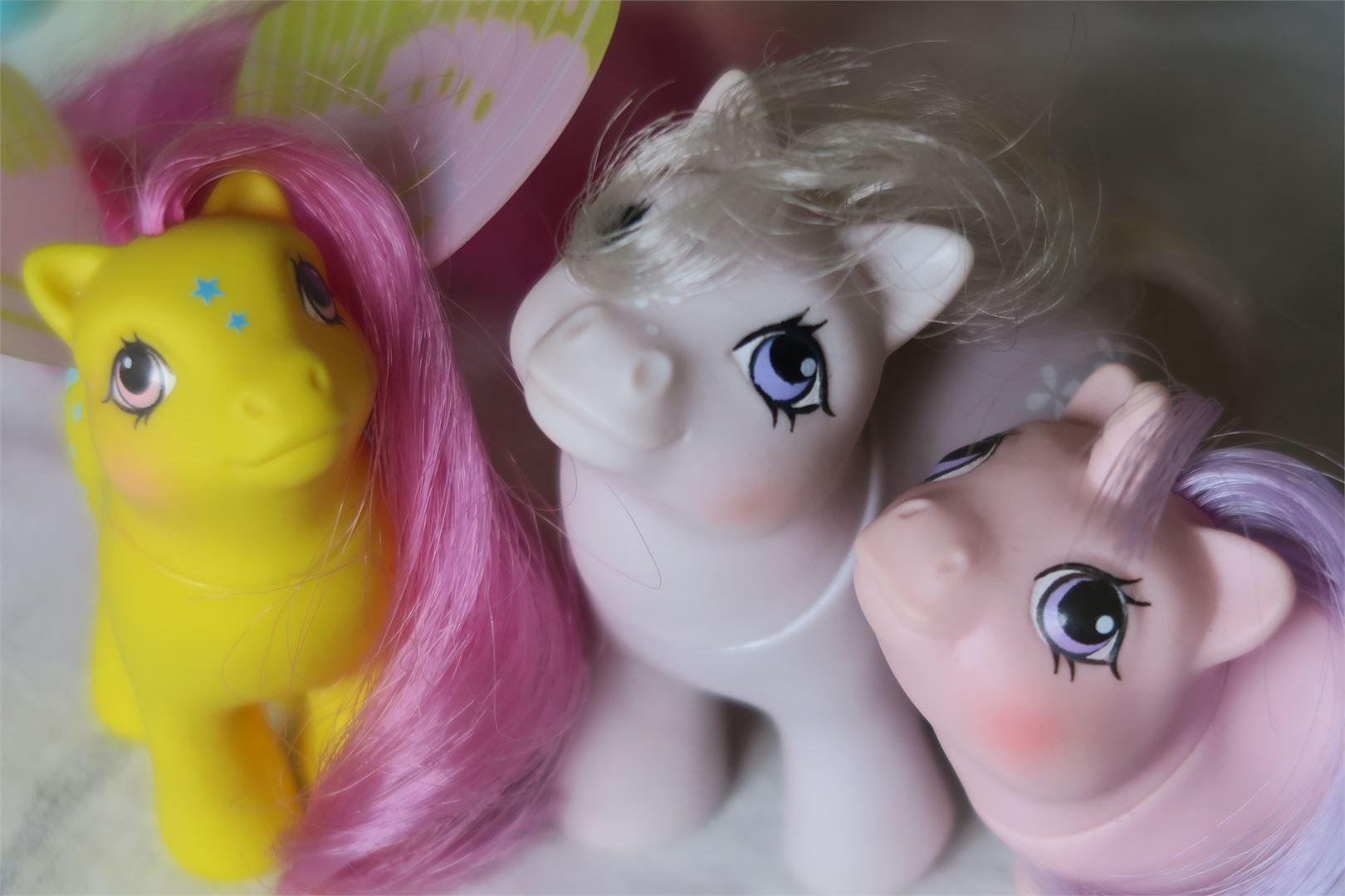 Yleensä Sannin ponit saivat nimensä peffakuvan mukaan. Lehmä lentää oli yksi erikoisimmista nimistä.