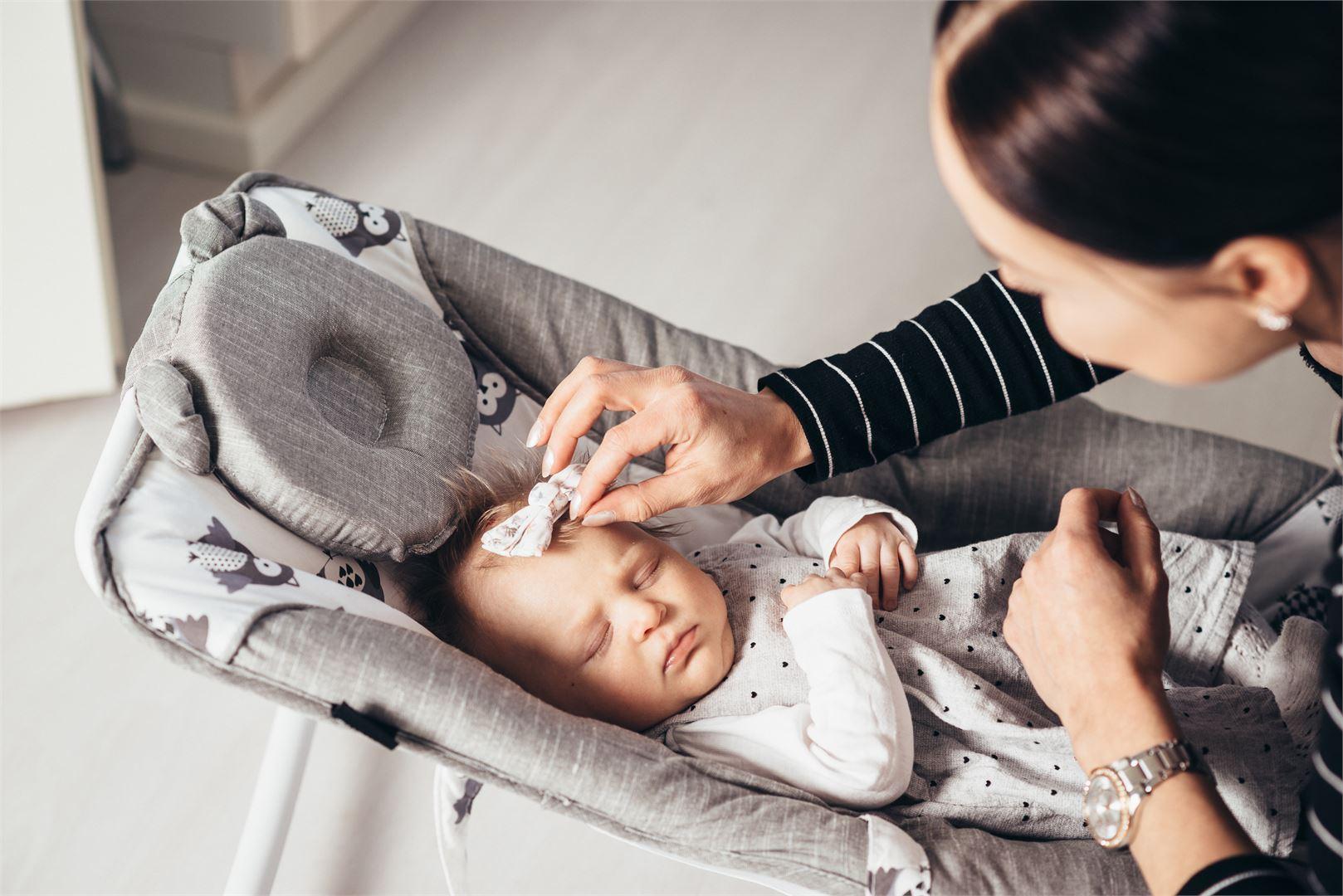Kaikista jännittävintä raskaudessa olivat vauvan liikkeet. Silloin Mirka tajusi kunnolla, että hänen sisällään oli pieni ihminen.