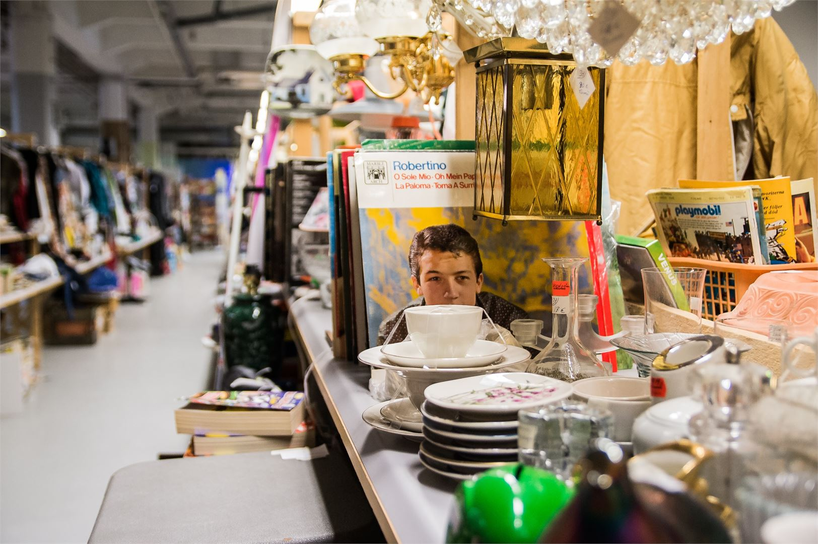 Sell-Buy-Rent innostaa kierrättämään. Kirpputorilla voit myydä tarpeettomat tavarasi ja hamstrata tilalle uusia ihanuuksia.