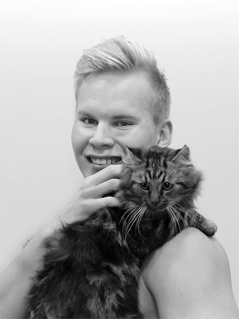 Ussi ja #3 Antti Ropponen