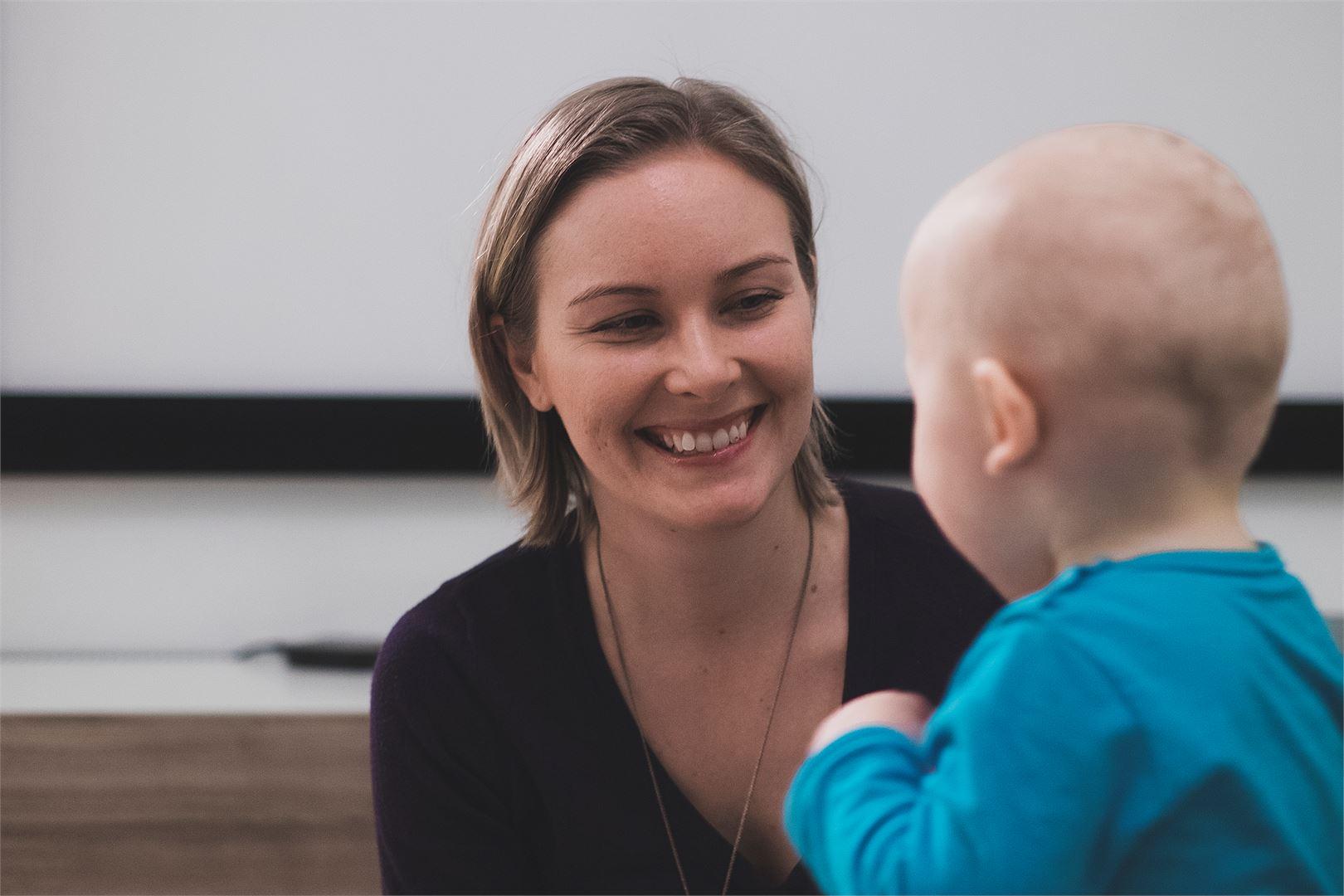 Endometrioosi ei välttämättä tarkoita lapsettomuutta: Benjamin on siitä hyvä todiste.