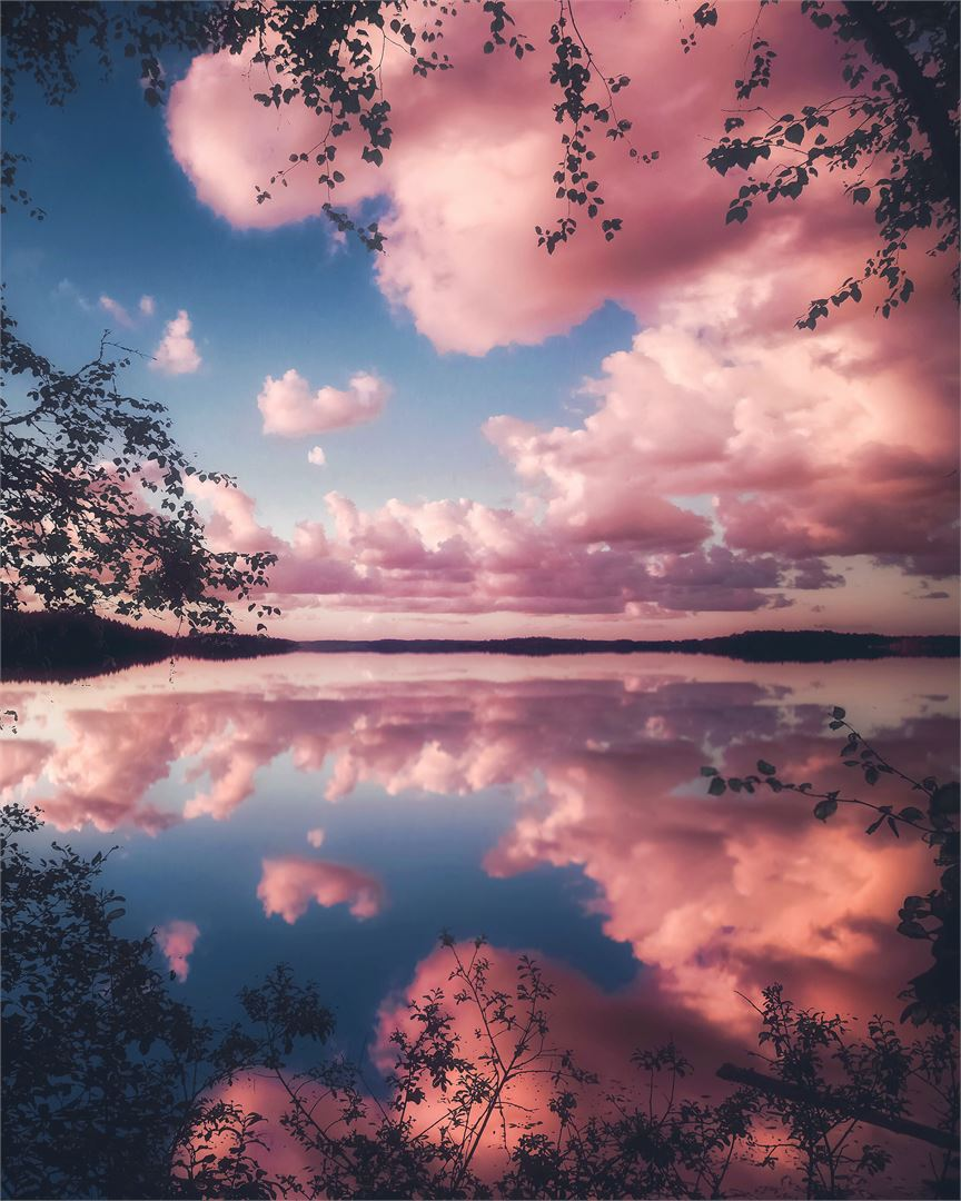 Täydellinen luontokuva vaatii kuvaajalta oman vision ja halun jakaa näkemystä hetkestä ja paikasta.