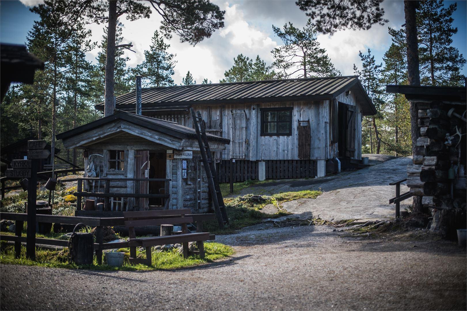 Nanoq on Suomen ainoa arktinen museo.