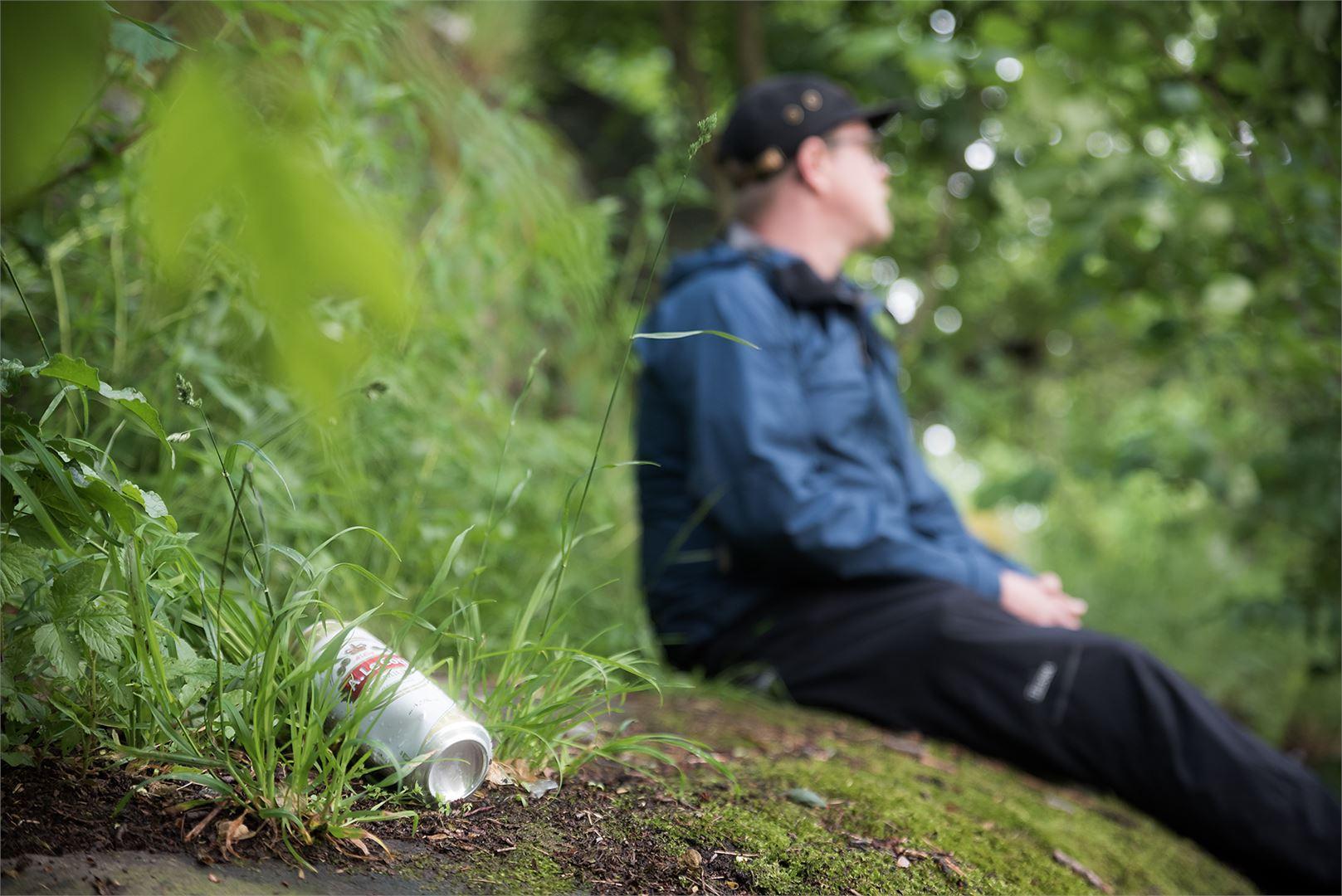 Kun alkoholi teki Teemusta väkivaltaisen, oli aika miettiä juomista uudestaan.